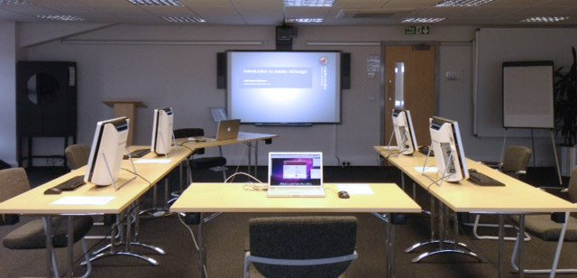 On-site Adobe Software Training