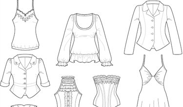 Cad For Fashion Textile Design Training Course In Adobe Illustrator Derby Nottingham Leicester Birmingham