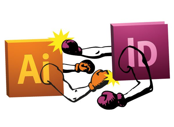Whats the difference between InDesign & Illustrator