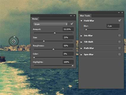 Healing and patch tools Photoshop CC 2015