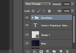 grouping in photoshop