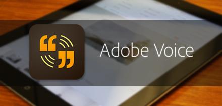Adobe Voice Tutorial