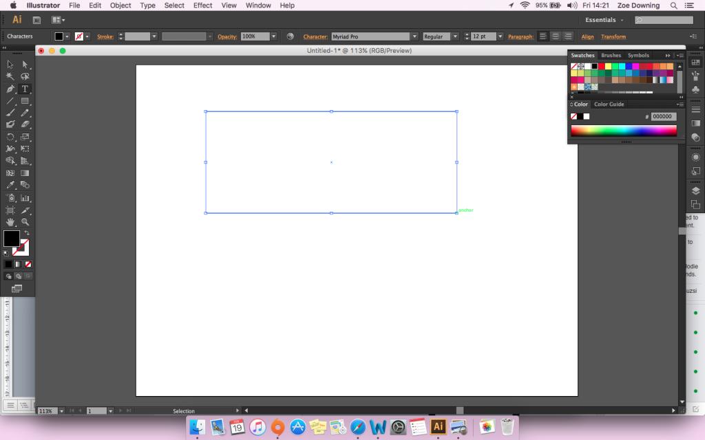 drawing a text box