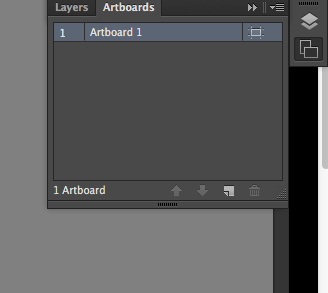 Artboards in Illustrator