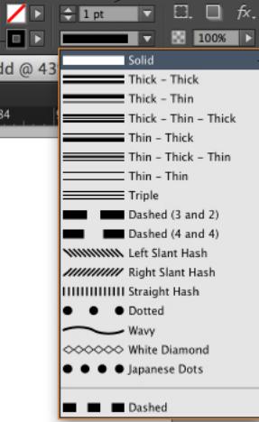 edit line