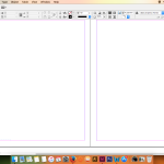 Screenshot of blank paper