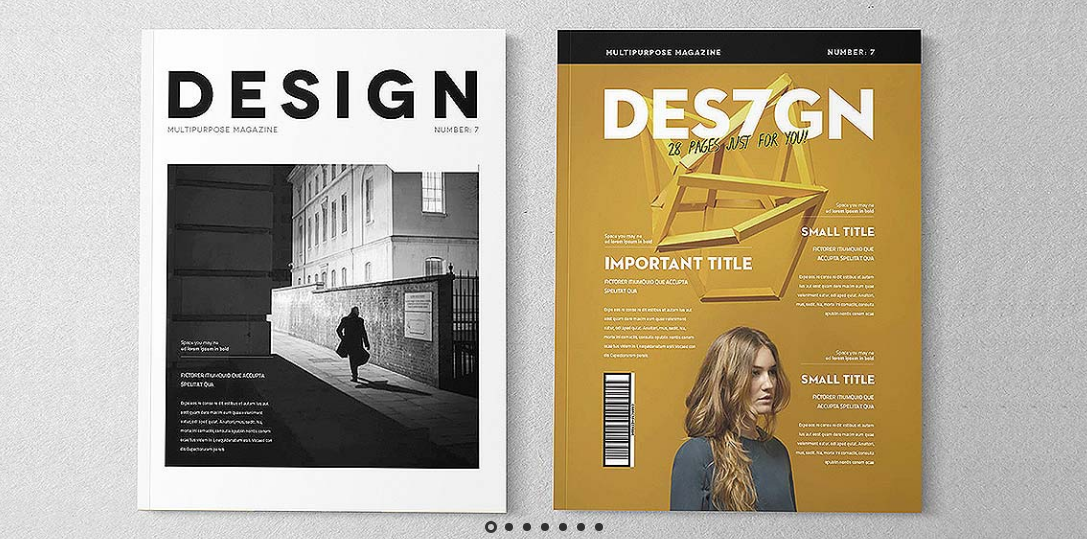 Top 5 FREE InDesign Template Resources - Creative Studios Derby