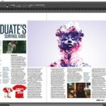 InDesign display on screen – 5 Signs it's Time Your Business Invested in InDesign Training