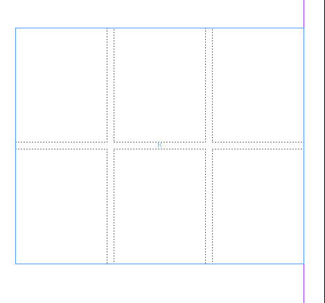 place images in to indesign with a grid placement