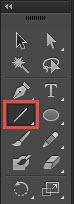 Adobe Illustrator Line tool
