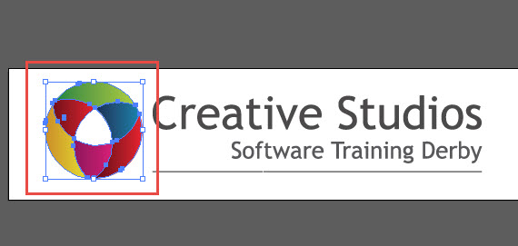 Logo in adobe Illustrator