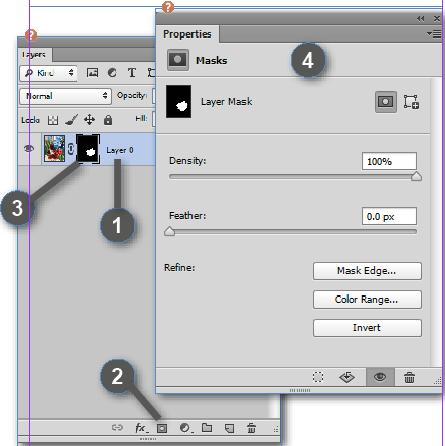 Adobe Photoshop Layer Masks