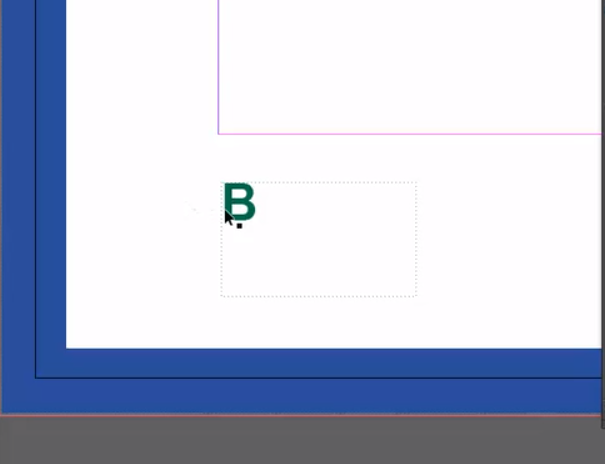 master pages adobe indesign