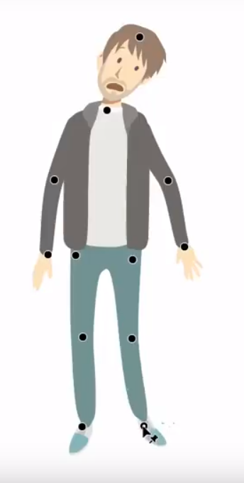 Adobe Illustrator Puppet Warp moving pins around