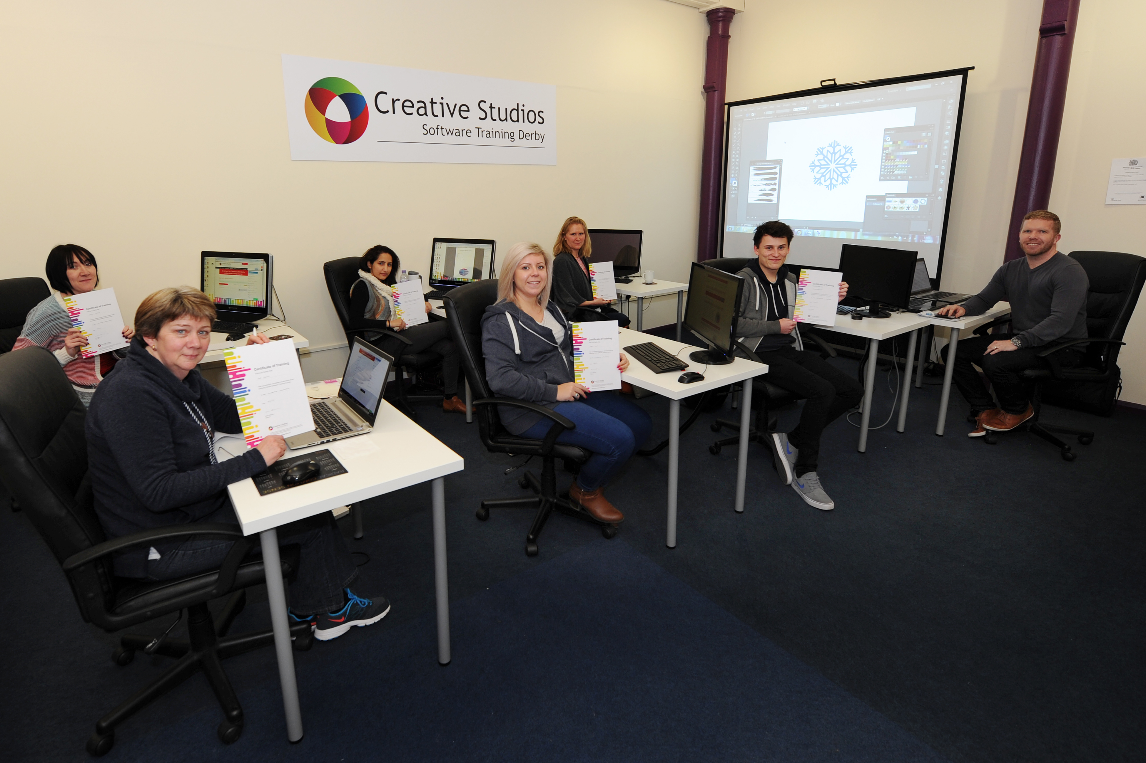 Leicester Adobe InDesign Training Course