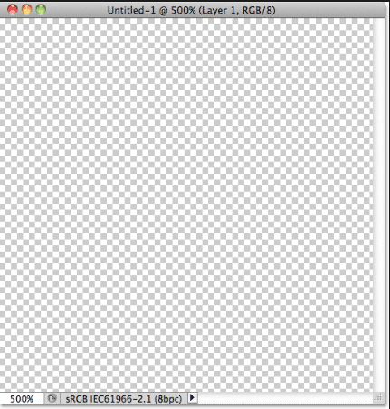 Blank document adobe photoshop elements