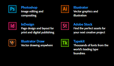 FREE 90 day Adobe Creative Cloud Subscription - Creative Studios