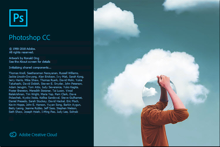 adobe photoshop cc 2019 version number