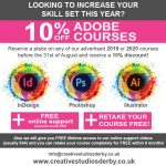 Discounted Adobe Training Courses
