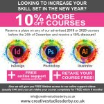 Discounted Adobe Courses